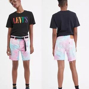 NWT Levi's Pride 501 '93 Cut-Off 7' in Shorts